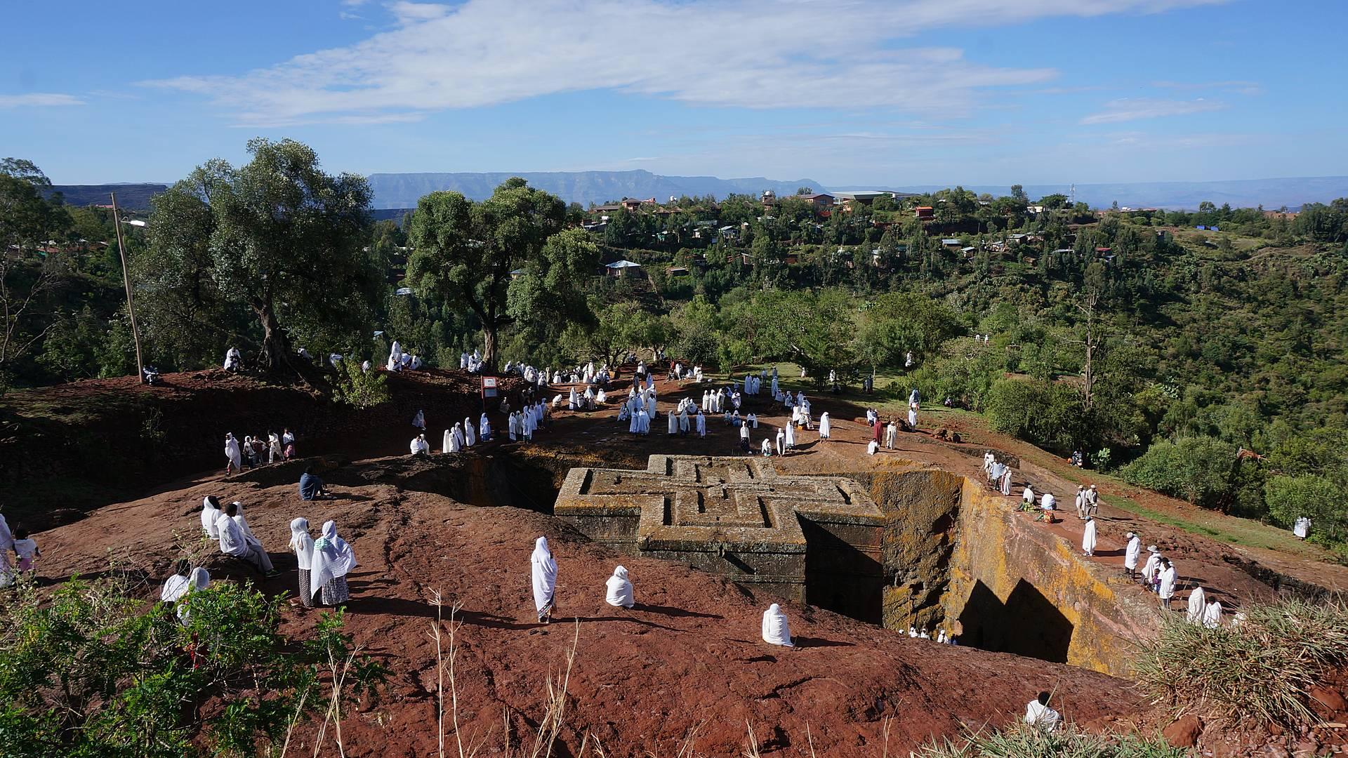 Le festività etiopi di Hosanna e Pasqua