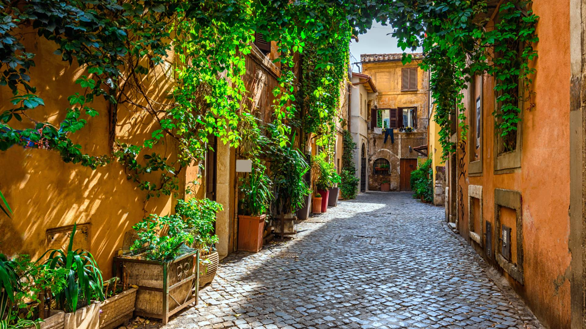 Sabores y colores de Roma y Umbría