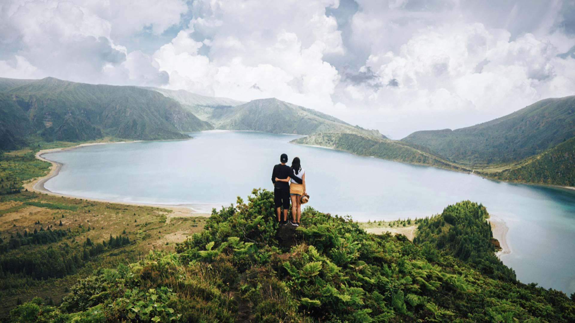 Flitterwochen entlang der Inseln des Atlantiks
