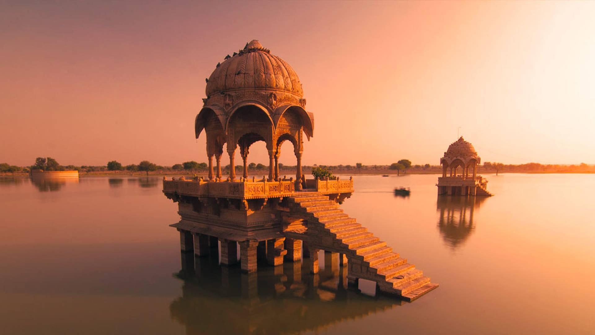 Unvergessliche Tage im Land der Maharadschas