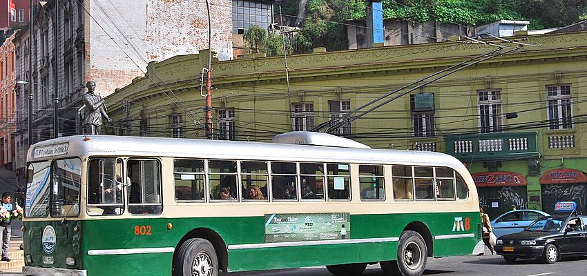 Autobús argentino