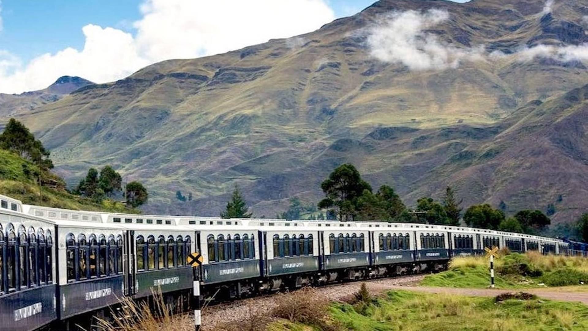 Viaggio di nozze e treno luxury, lo spirito delle Ande