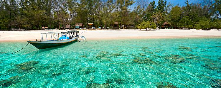 Maravillas balinesas e Islas Gilis
