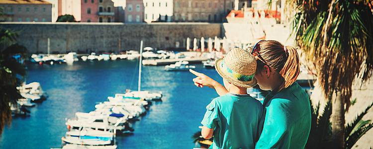 Adventure in Croatia for families