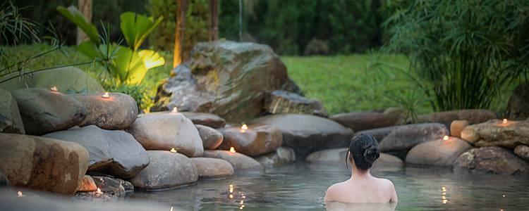 Wellness-Urlaub im Zeichen des Zens