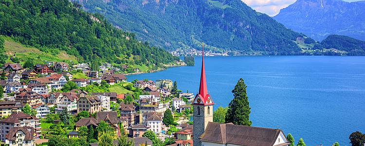 Road trip of France, Italy and Switzerland