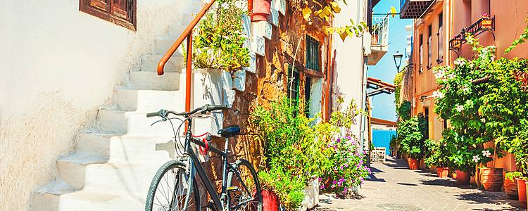 Crete for honeymooners