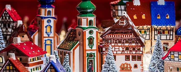 Tour of Bavarian Christmas Markets