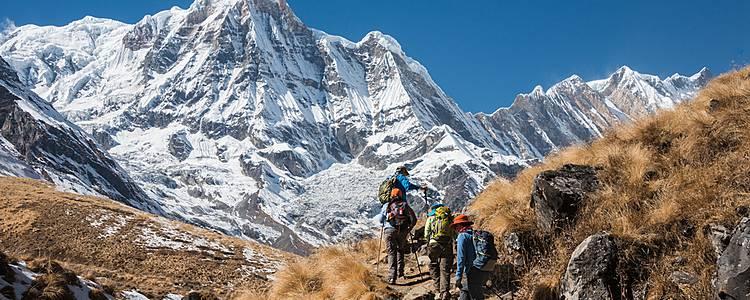 Annapurna Gebirge und Kultur-Wanderreise durch das Land des Drachens