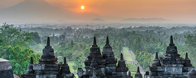 100% Java - Des plantations aux plages secrètes de l'archipel de Karimunjawa