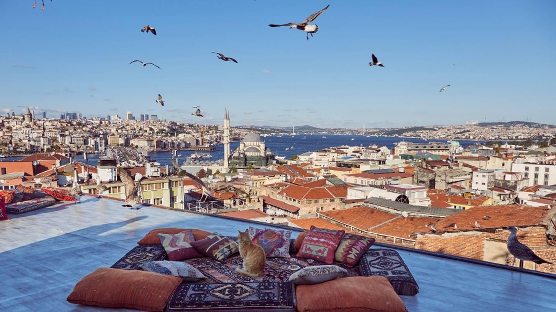 Les merveilles d'Istanbul