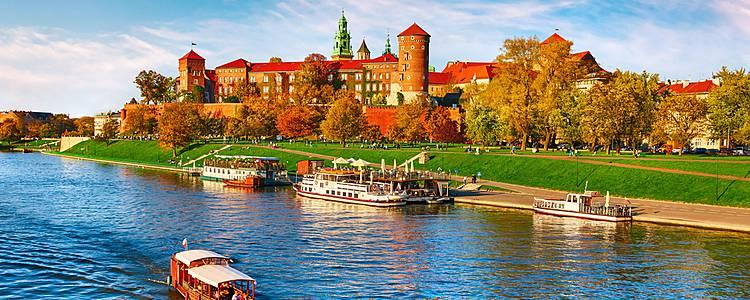 Lo mejor de Varsovia y Cracovia a tu medida