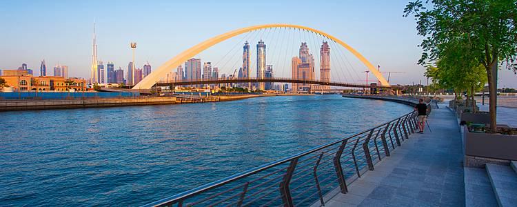 Des traditions omanaises à l'hyper modernisme de Dubaï