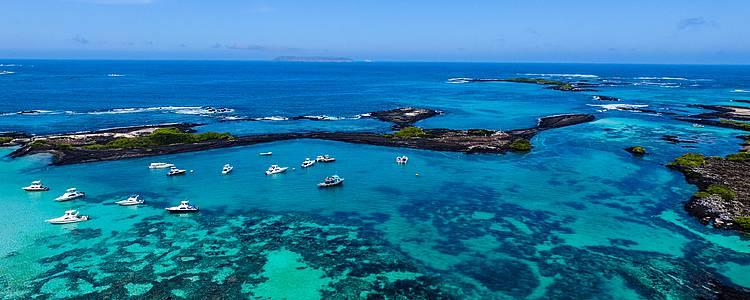 L'arcipelago incantato, di isola in isola