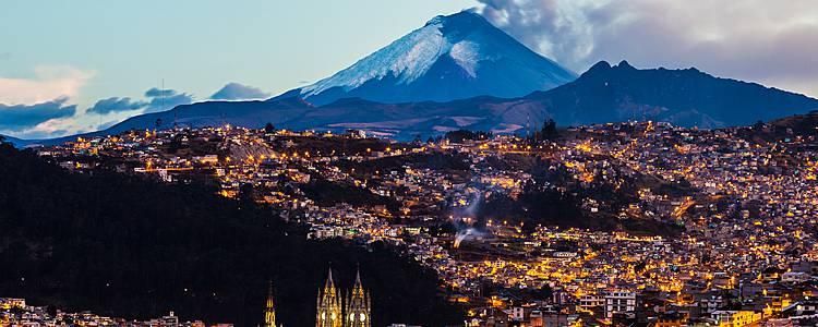 I colori di Quito, l'incanto dell'Amazzonia e la bellezza delle Galapagos
