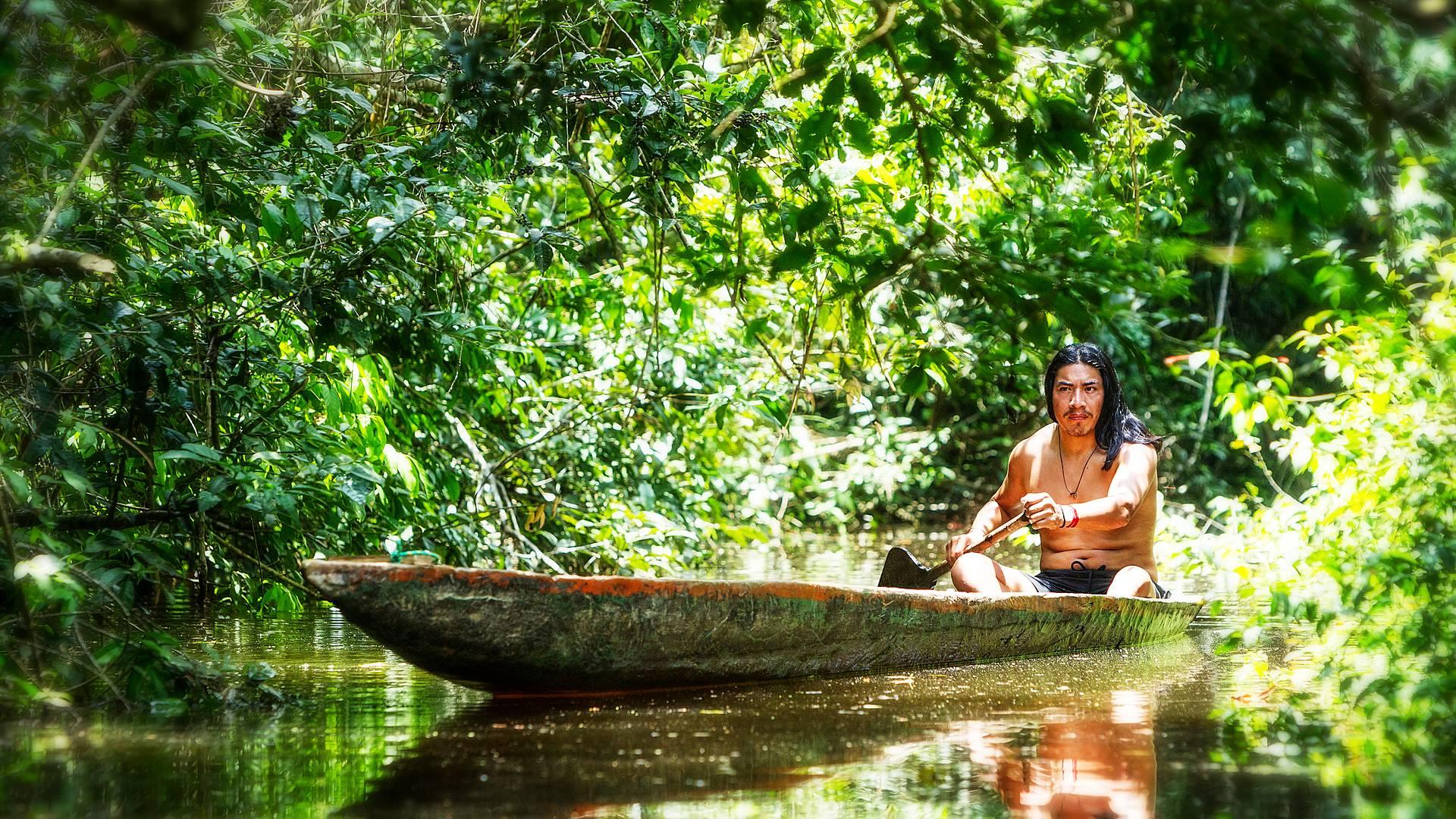 Immersione nell'Amazzonia profonda e alle isole Galapagos
