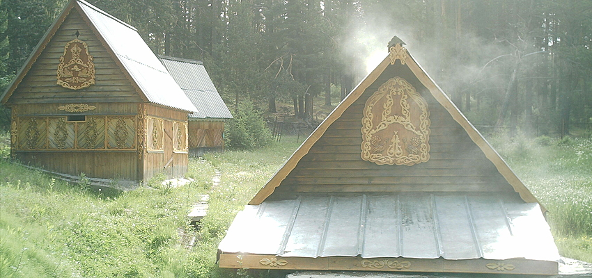 Goryachinsk's thermal waters