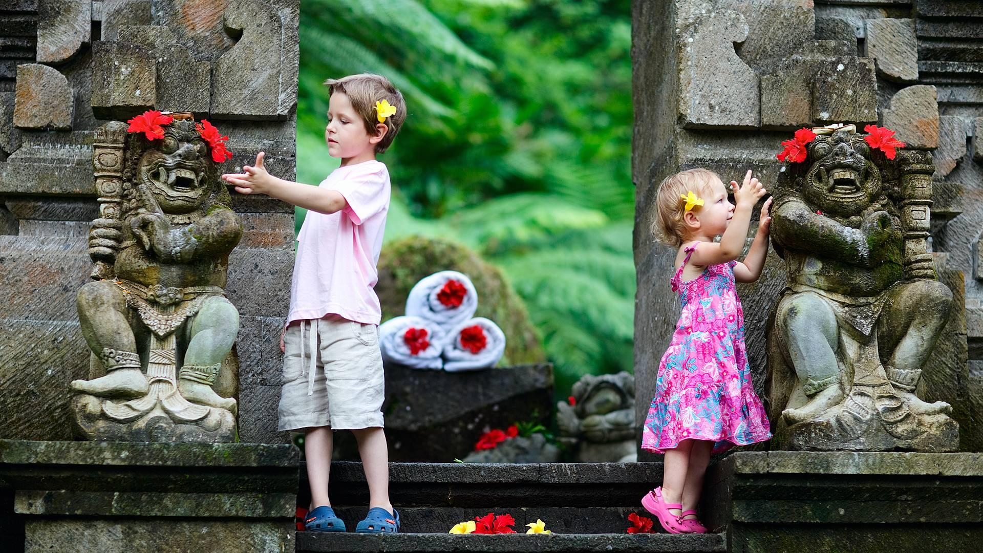 Bali en famille et en toute sérénité
