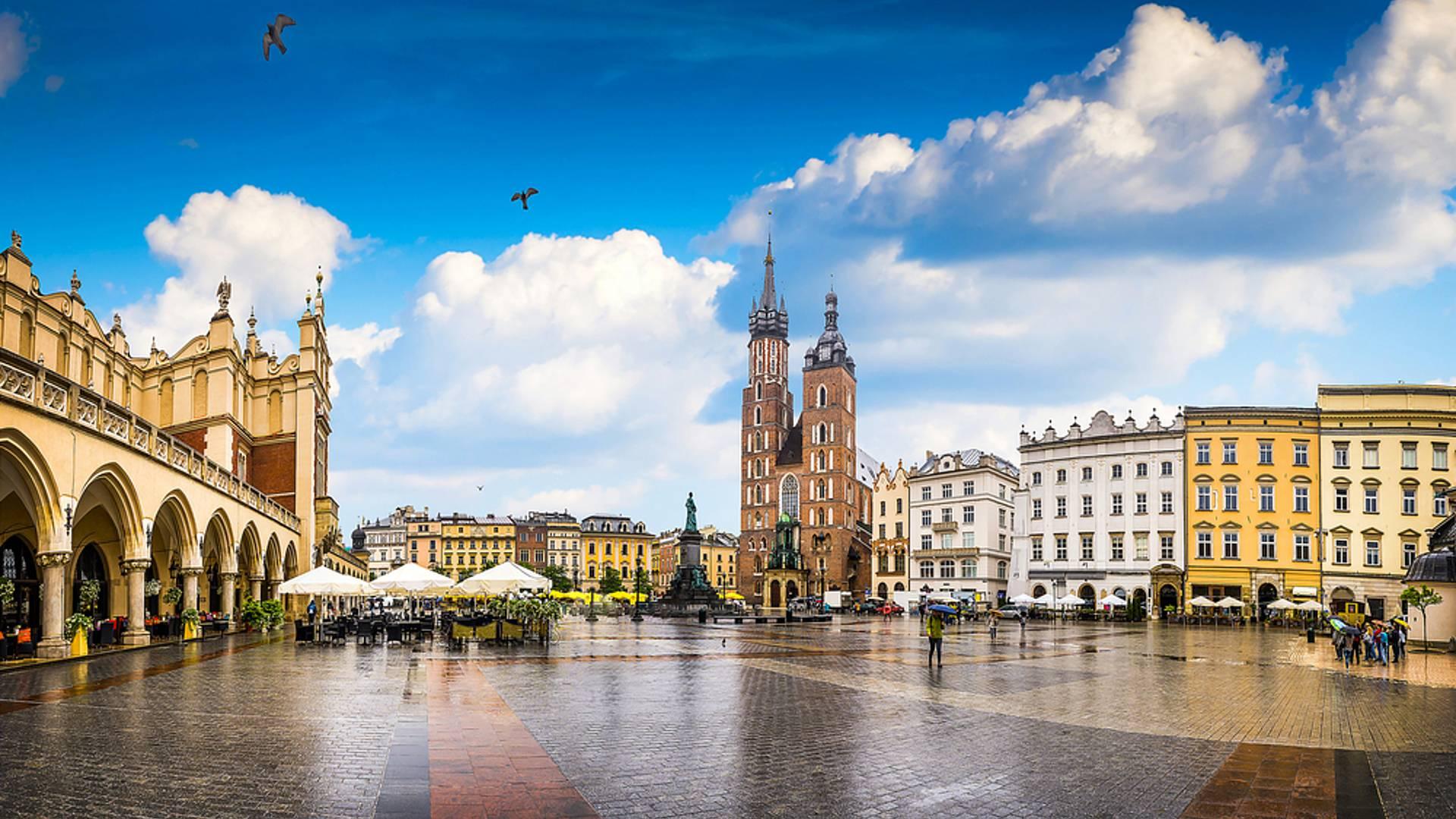 Cultura y gastronomía en Cracovia