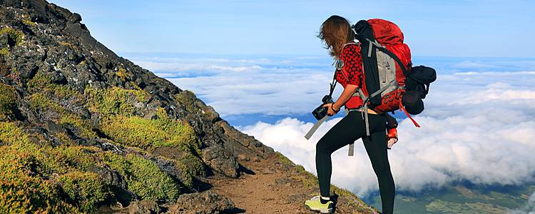 Randonnées volcaniques sur les îles de Faial et Pico