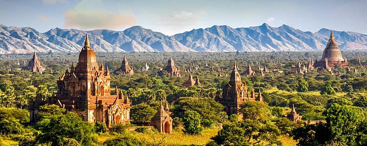 Descubriendo Myanmar y los templos de Angkor Wat