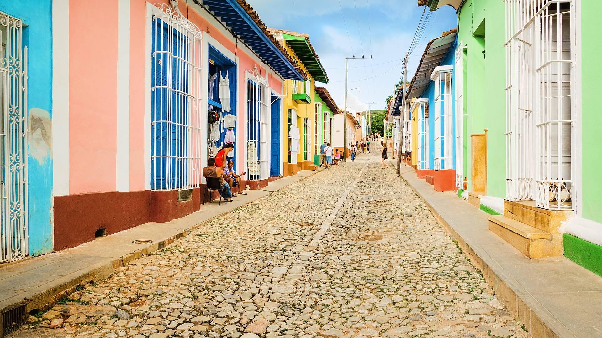 Städte und Strände der Karibikperle