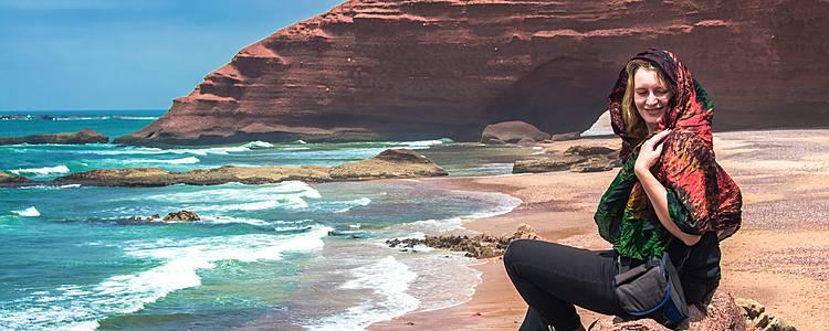 Wandern und Wellness am Atlantik