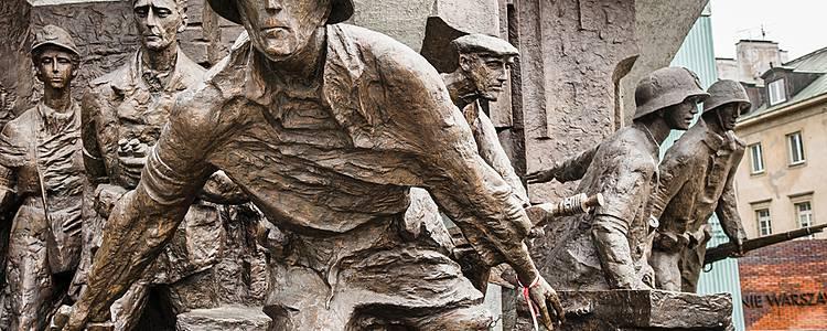 Las huellas de la Segunda Guerra Mundial