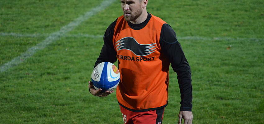 Giteau, jugador de rugby australiano