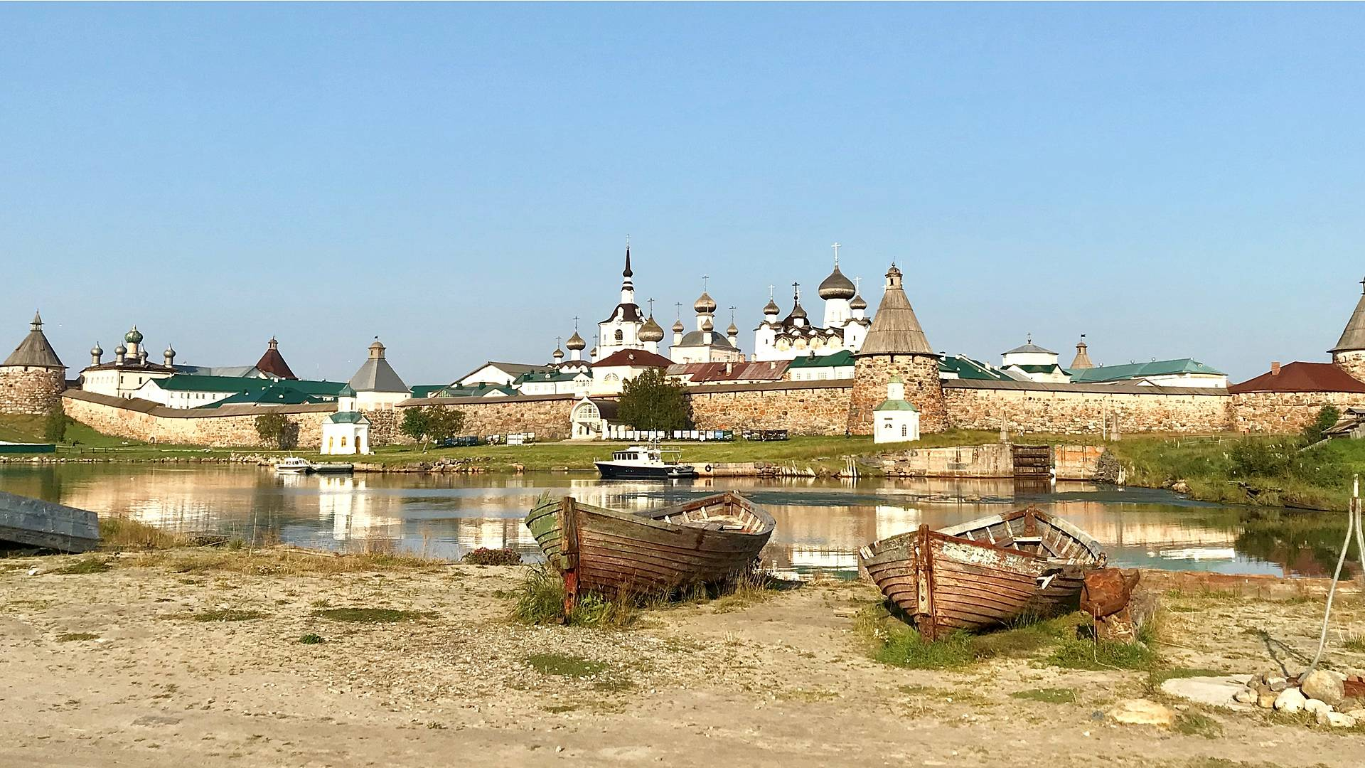 Le bellezze e gli enigmi del nord: San Pietroburgo e le isole Solovki