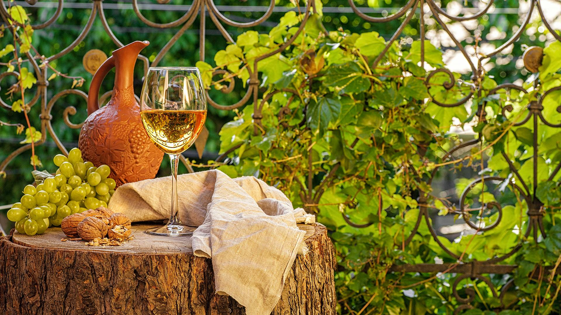 Die Wiege des Weins