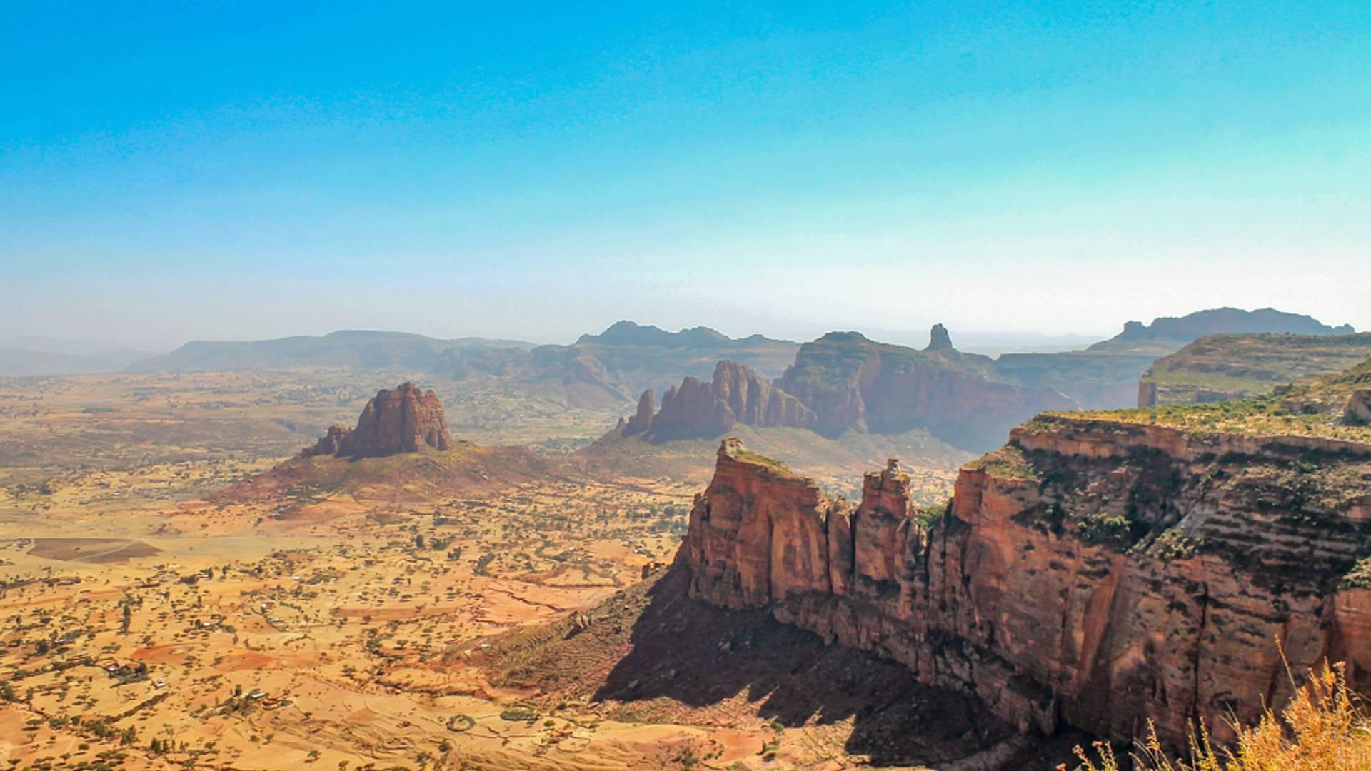 Los imprescindibles etíopes