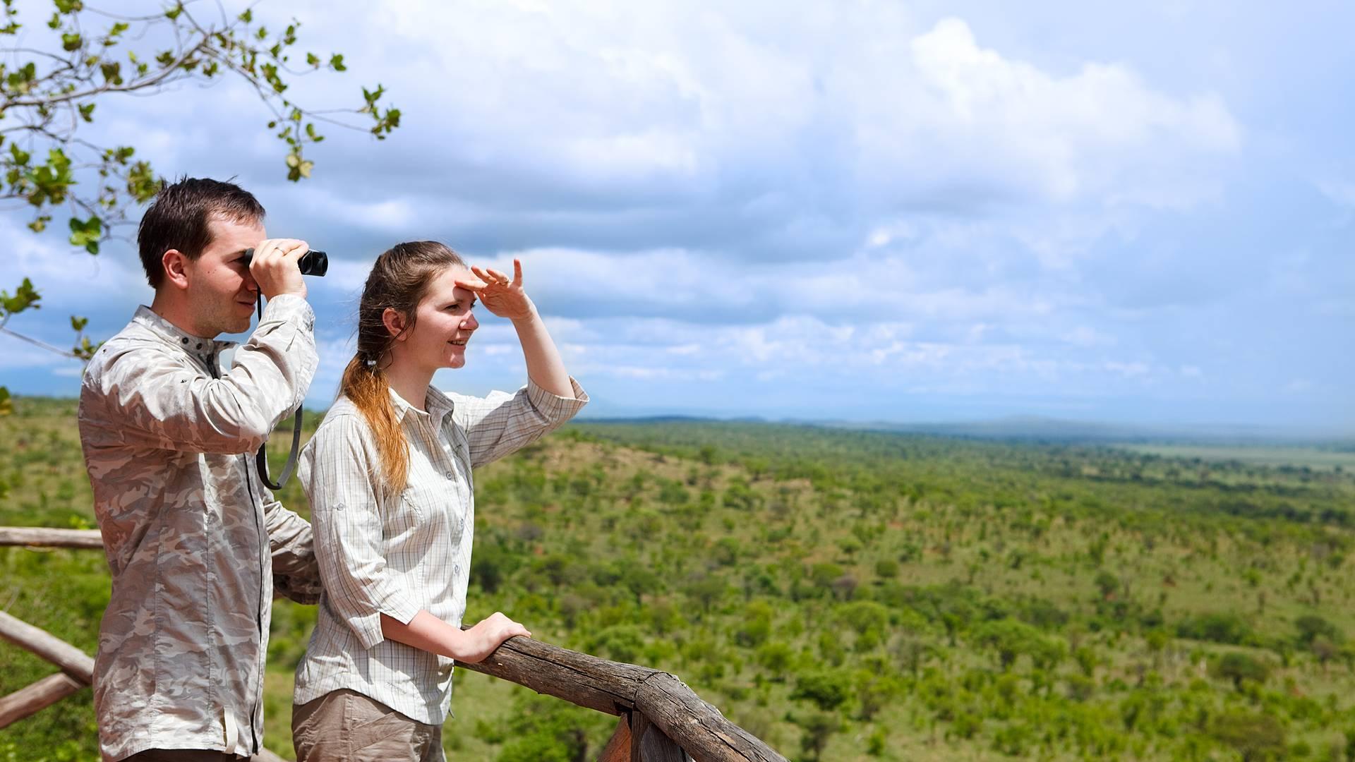 Luna di miele tra grandi parchi e Zanzibar