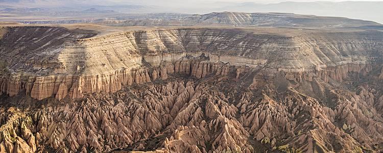La Cappadoce vue de l'intérieur