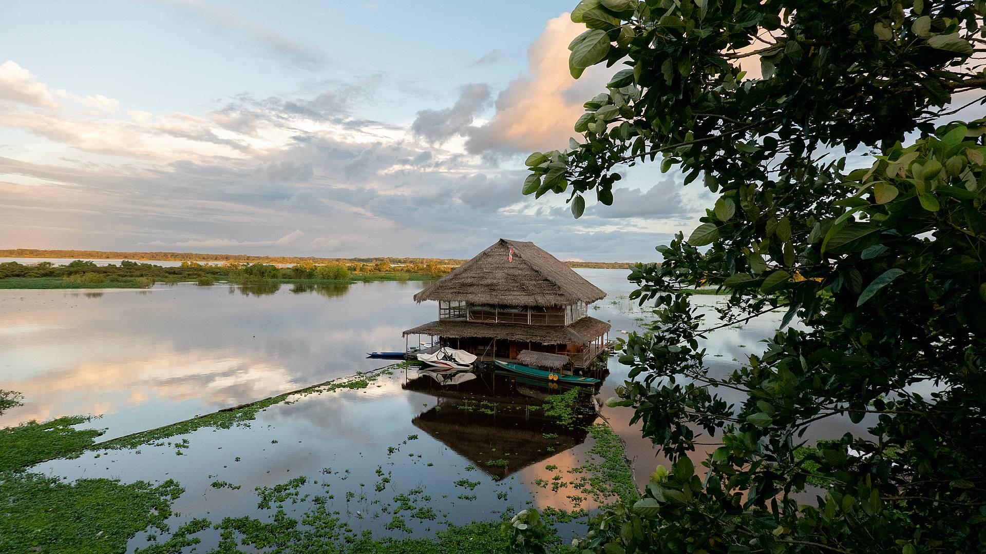 Avventura nell' Amazzonia peruviana, Machu Picchu e Luquina