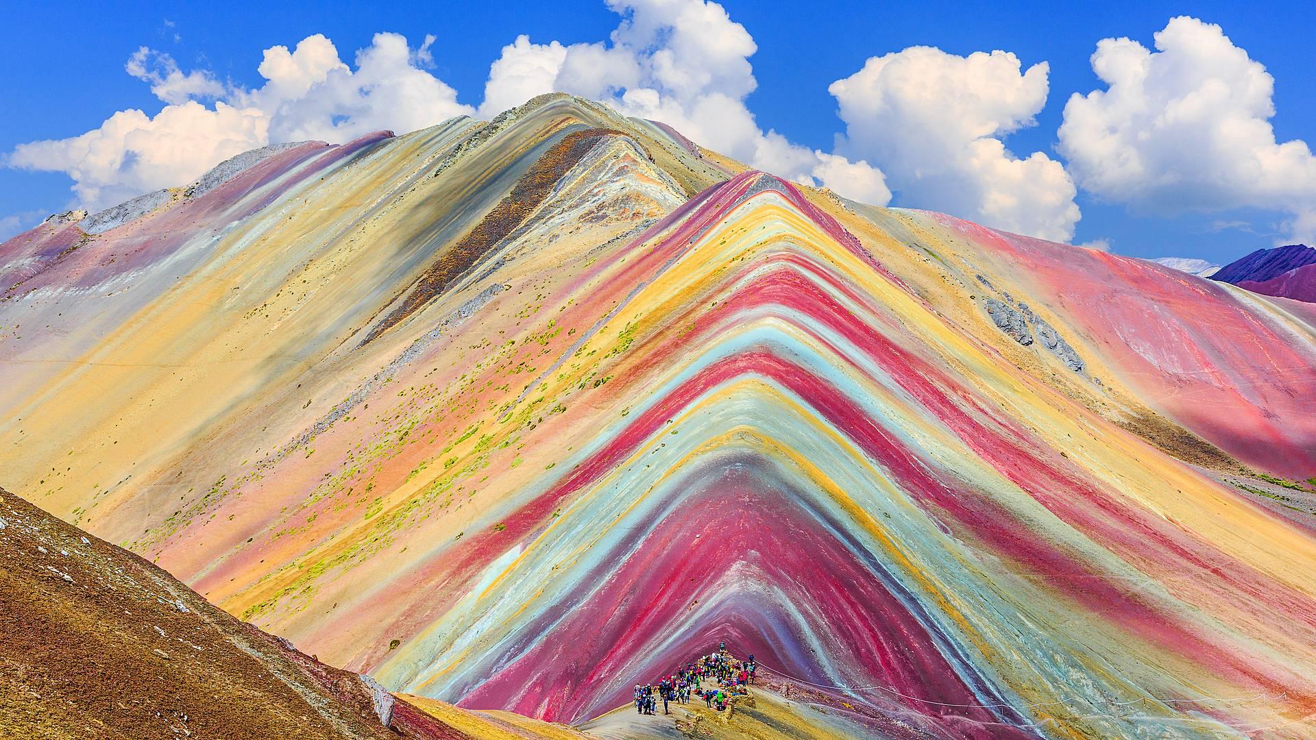 Gioielli Andini: La Montagna Arcobaleno