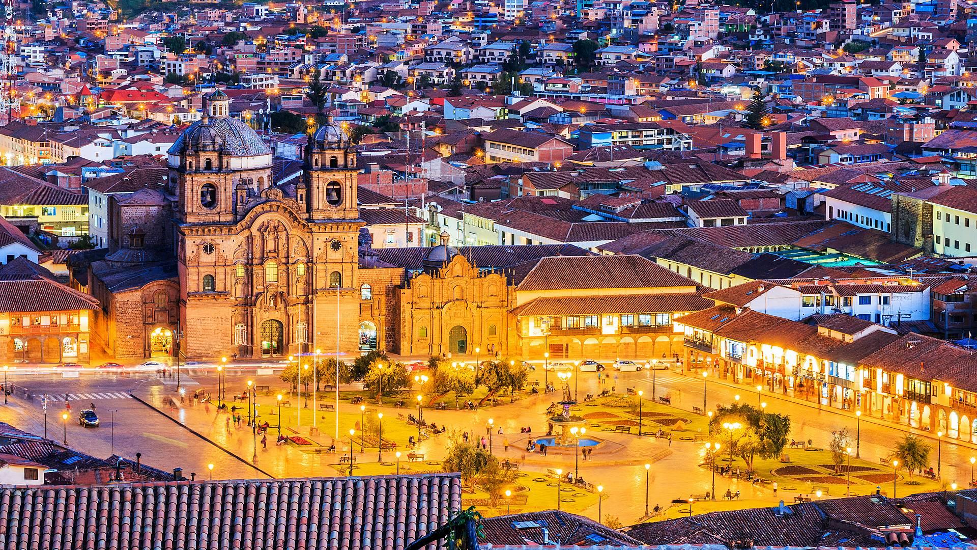 Scoperta in gruppo di Lima, Cusco e Puno