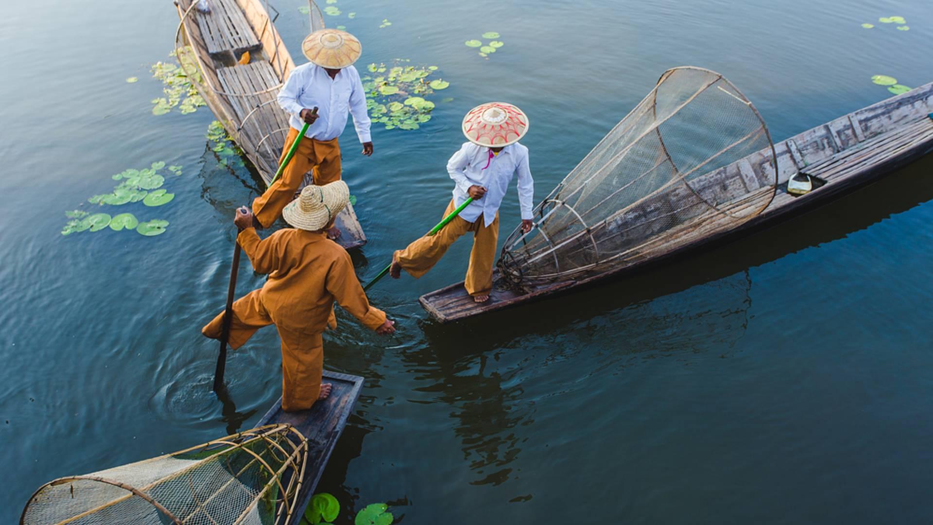 Cultureel erfgoed in Yangon, Bagan en Inle