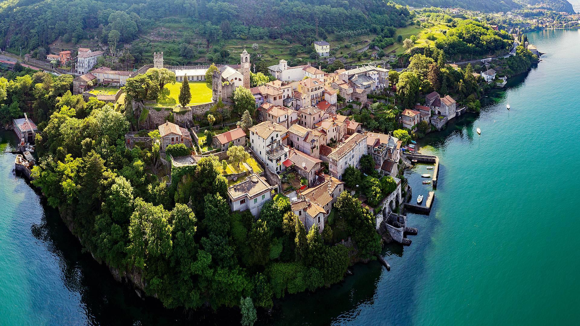 Trekking leggero sul Lago di Como tra gastronomia e paesaggi