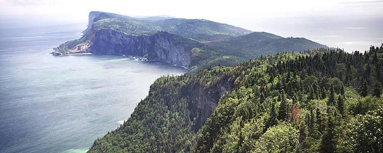 Gaspésieand the Canadian Maritimes