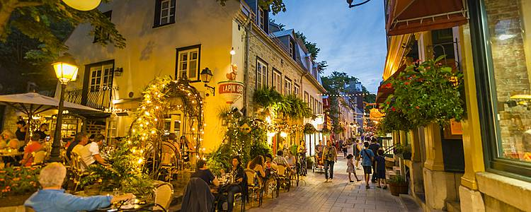 Marvelous Quebec and the National Parks