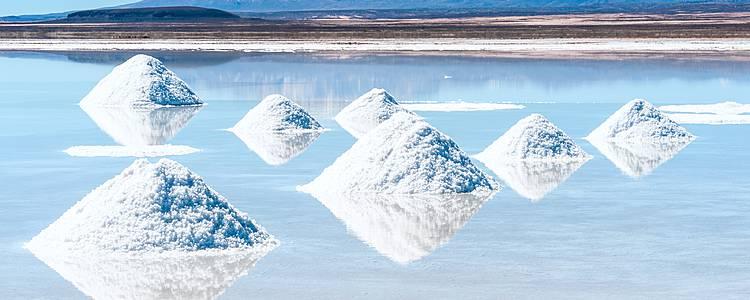 Santiago, Atacama e Bolivia