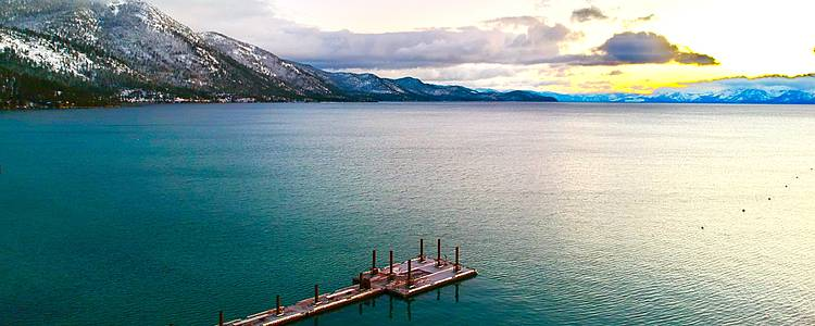 The Sierra Spree: Lake Tahoe and Yosemite National Park
