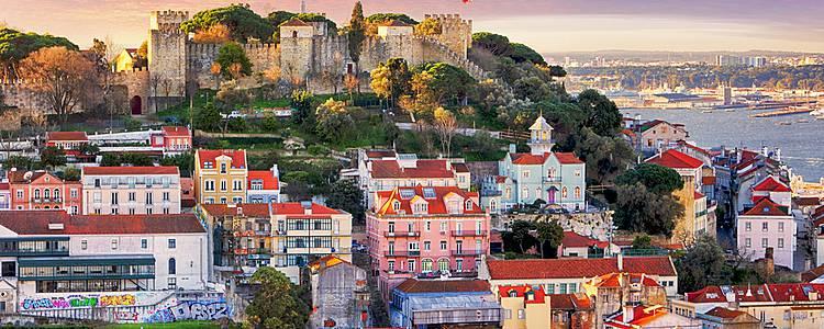 Lisboa, la ciudad de los mil colores
