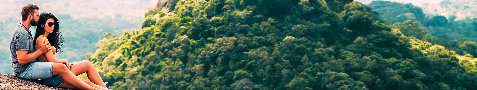 Luna de miel en Sri Lanka