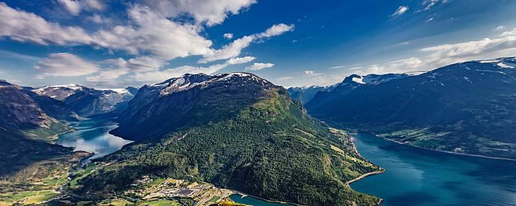 Tour des fjords