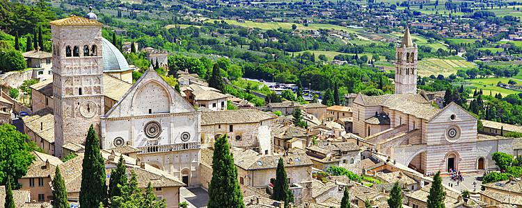 I tesori dell'Umbria