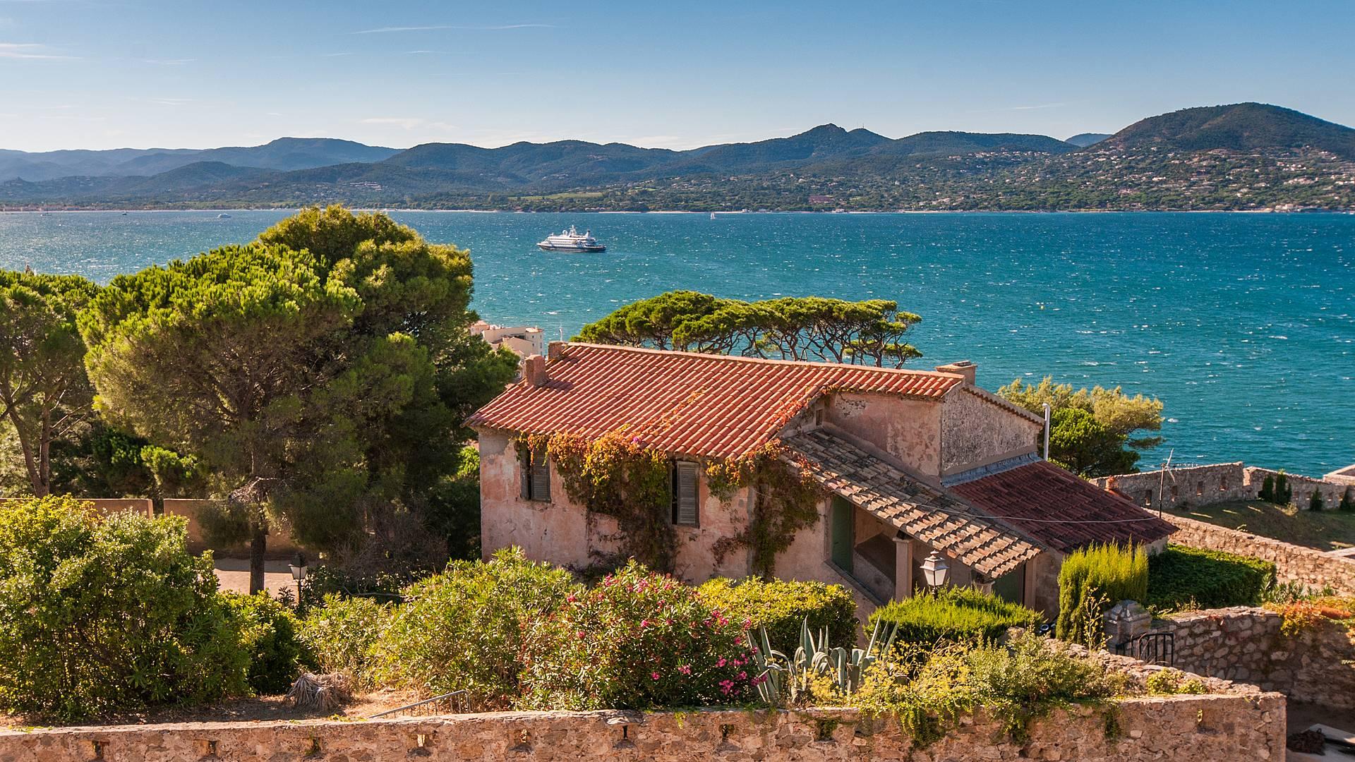 Von der französischen Riviera bis zur Provence