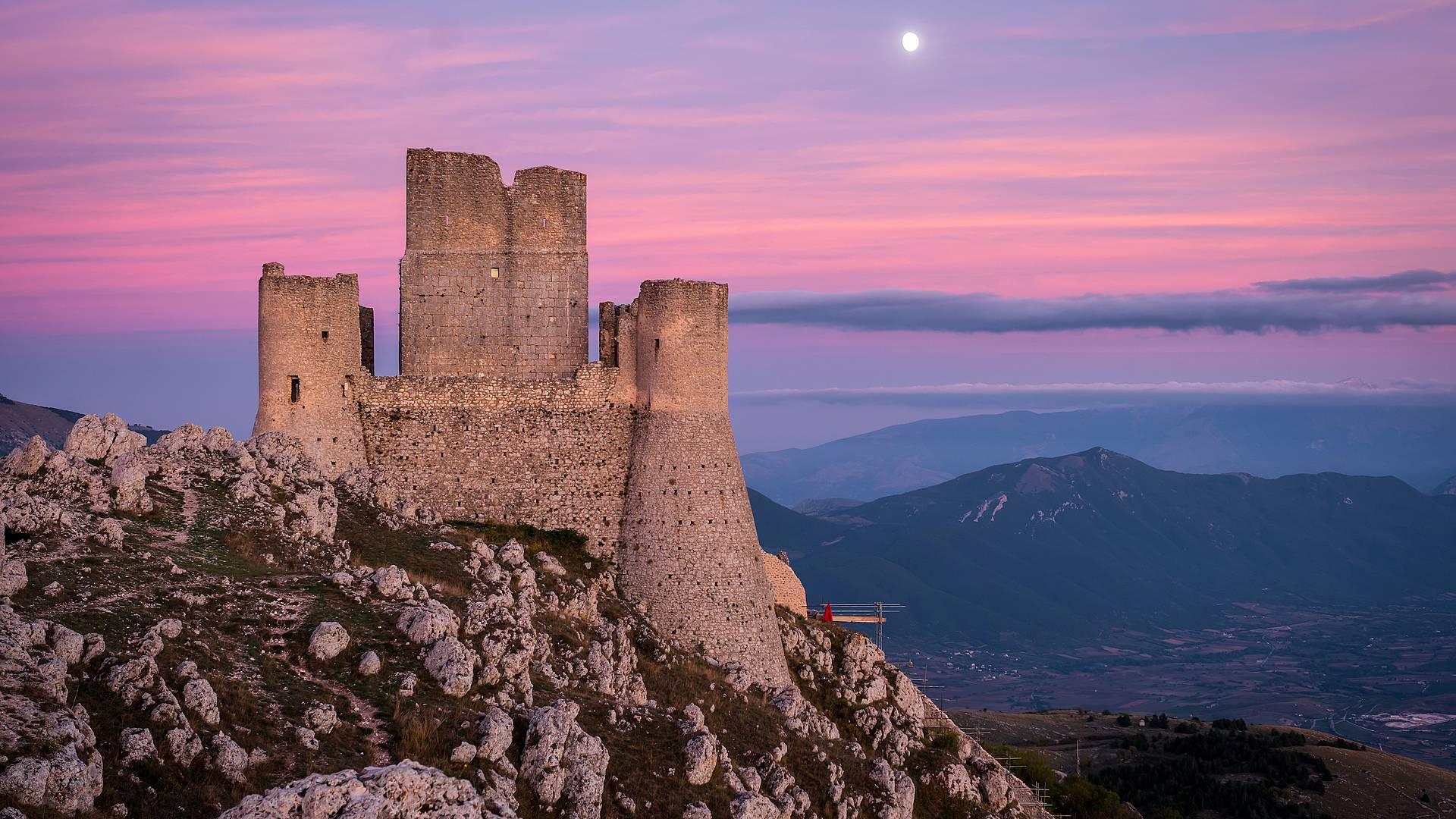 Magico Abruzzo in famiglia