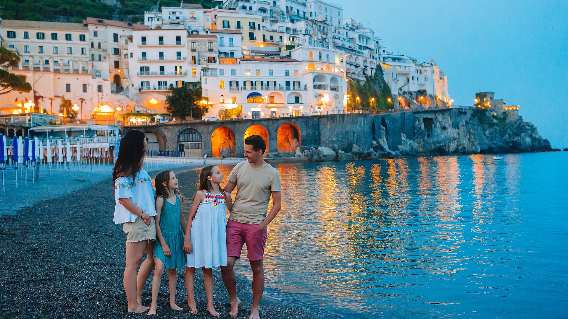 Napoli in famiglia